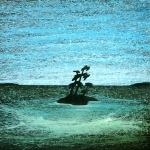 """After The Storm"", 2.5 x 2.5 feet, acrylic oncanvas"